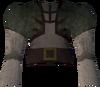 Shirt (male, green) detail
