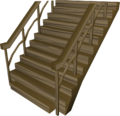 Teak staircase built.png