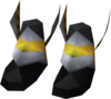 Armadyl boots detail