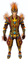 Flameheart armour equipped (male).png