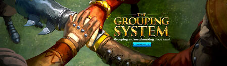 Grouping System head banner