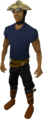 Mask of the Yellow Wyrm equipped.png