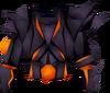 Obsidian platebody detail