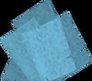 Magic notepaper