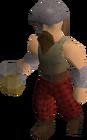 Drunken dwarf old