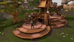 Gnome Shopkeeper's armoury