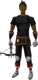 Ascension crossbow (Third Age) equipped