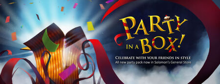 Party in a Box banner