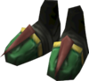 Achto Primeval Boots detail