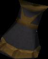 Goliath gloves (black) detail