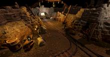 Troll invasion cave