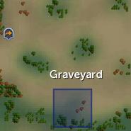 Ancient statue location
