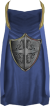 Defence cape detail