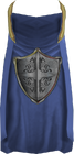 Defence cape detail