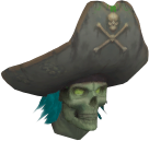 Phantom Deathbeard's Hat chathead