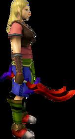 Superior dragon scimitar equipped