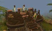 Gnome Restaurant employees