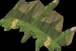 Archaemastyx hide detail