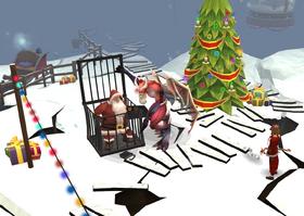 Freeing Santa