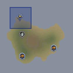 Halia (divine merchant) location