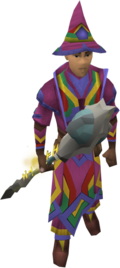 Mercenary mage (Falador)