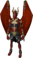 Drakewing outfit equipped (female).png