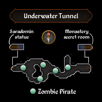 Underwater Tunnel map