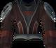 Roseblood robe top detail