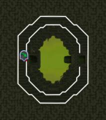 Ectofuntus basement map