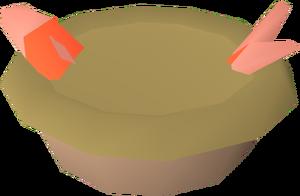 Raw admiral pie detail