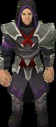 Replica Pernix outfit equipped (male)