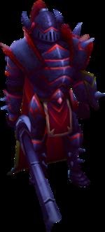Black Knight champion