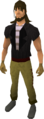 Brawling gloves (WC) equipped.png