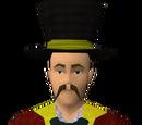 Chief servant