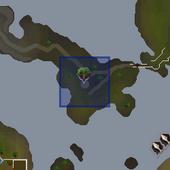 Crystal tree (Lighthouse) location