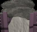 Grave creeper trap