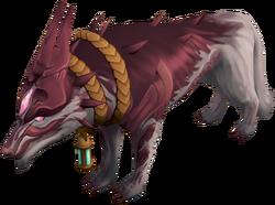 Abyssal hound pet