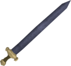 Mithril 2h sword detail old