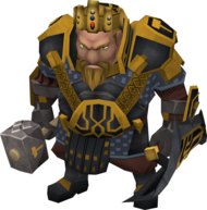 King Veldaban (armoured)
