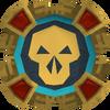 Legendary dedicated slayer aura detail