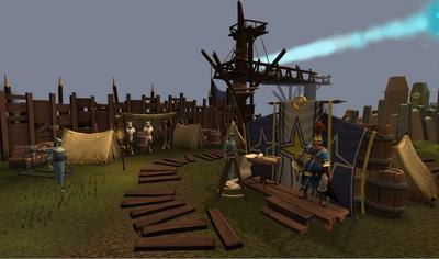 Saradomin's camp3
