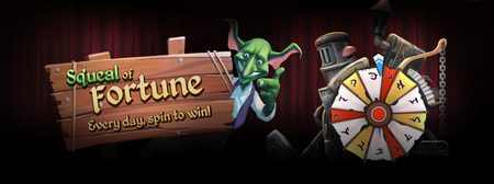 Squeal of Fortune Banner