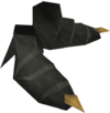 Warpriest of Zamorak boots detail