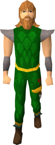 File:Green d'hide gold-trimmed set equipped old.png