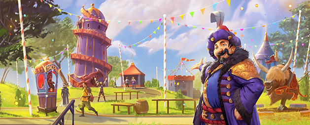 Spring Fayre update post header