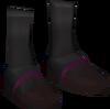 Tribal shoes (female) detail