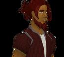 Rosethorn wand