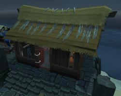 Void Knight Magic Store exterior