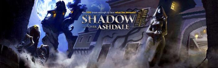 A Shadow over Ashdale head banner