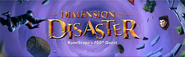 Dimension of Disaster lobby banner